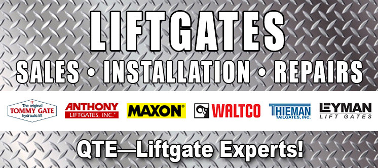 QTE Liftgate Sales, Installation, Repair