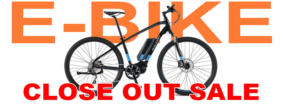 QTE E-Bike Close Out Sale