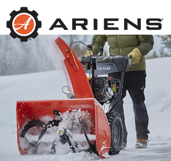 Ariens Snow Removal Equipment
