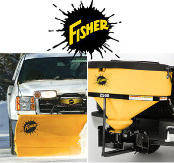 Fisher Snow Removal Equipment