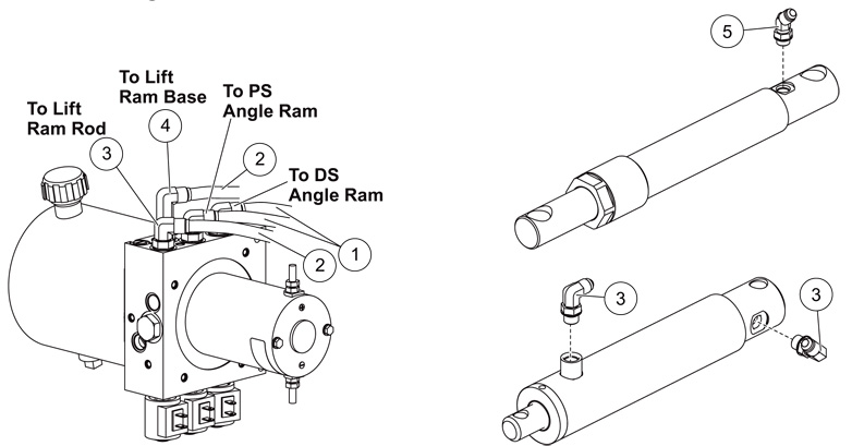 diagrams wiring   western ultramount headlight wiring