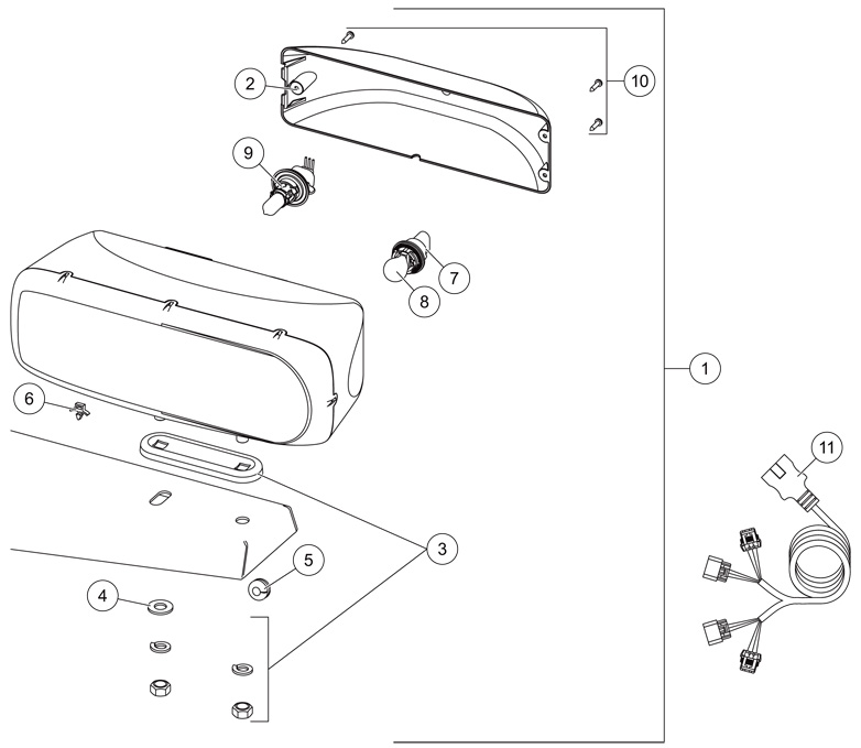 Western Snow Plow And Spreader Parts