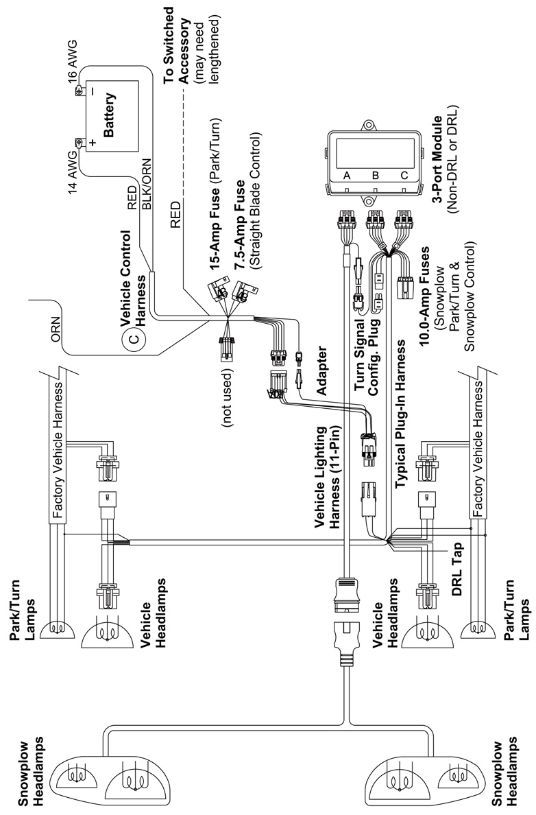 pellet hopper wiring diagram