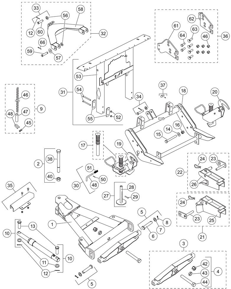 western pro snow plow pump diagrams