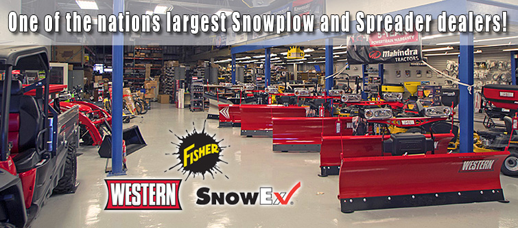 QTE Snow Plow Inventory