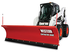 Western Skid-Steer Plows