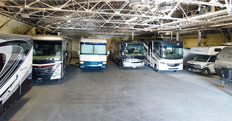 RVs and Motorhomes