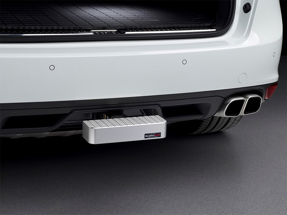 Automotive All Weather Weathertech BumpStep Truck/SUV 2 Receiver ...