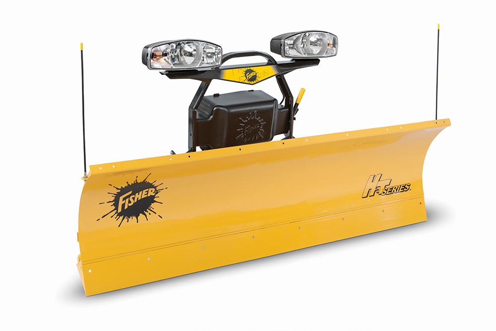 Fisher Ht Half Ton Series Snow Plow