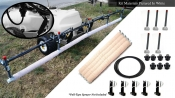 Smucker Weed Wiper 10 ft. Sprayer Boom Kit