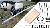 Smucker Weed Wiper 15 ft. Sprayer Boom Kit