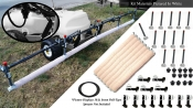 Smucker Weed Wiper 20 ft. Sprayer Boom Kit
