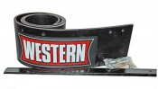Western Wide-Out Rubber Deflector Kit 52280