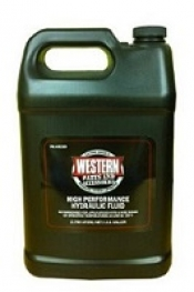 Western 49330 Hydraulic Fluid- 1 Gallon
