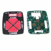 Circuit Board W/Key Pad- 56472