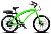 ProdecoTech Beach Cruiser Electric Bike | 4qte.com