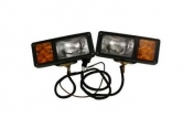 Western 61540-1 9-Pin Lights