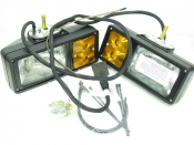 Western 64100 Headlamp Kit 11-Pin