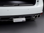 WeatherTech Billet BumpStep Hitch Mounted Step and Bumper Protection