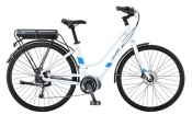 Raleigh Detour iE Step-Thru Electric Bike  | 4QTE.com