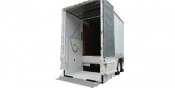 Leyman Railgate Ley-Vador Internal Lift Flatbed / Stake Liftgate