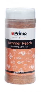 Primo Ceramic Grills Summer Peach Seasoning & Dry Rub