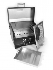 BH212CG2 Holland - The Traveler, Portable Charcoal Grill