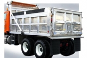 Air Flo Aluminum Dump Body