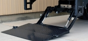 Anthony DCT Series TuckUnder Flatbed / Stake Liftgate