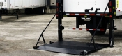 Anthony MRT Series RailTrac Flatbed / Stake Liftgate