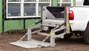 Anthony LoadBlazer Series Service Liftgate