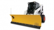 Fisher HD2 Skid-Steer Snow Plows | 4QTE.com