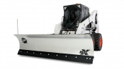 Fisher HDX Skid-Steer Snow Plow