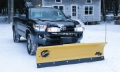 Fisher HS Compact Snow Plow