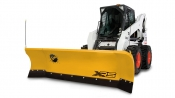 Fisher XRS Skid-Steer Snow Plow