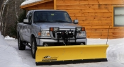 Fisher Homesteader Personal Snow Plows | 4QTE.com