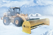 Fisher Storm Boxx Pusher Snow Plow