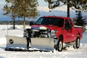 Fisher XtremeV Adjustable Snow Plows | 4QTE.com