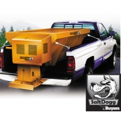 SaltDogg Gas Hopper Spreaders