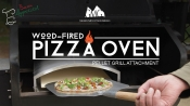Wood Fired Pizza Oven, Green Mountain Grills