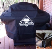 Holland Grill Canvas Grill Cover | 4QTE.com