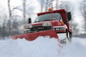 Western Heavyweight Snow Plows | 4QTE.com