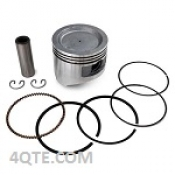Honda 13101-ZE7-020 Piston Assembly
