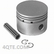Honda 13101-ZE1-010 Piston Assembly