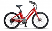 IZIP E3 ZUMA Step-thru Electric Bike | 4QTE.com
