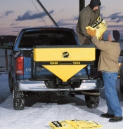 Fisher Low Profile Model 1000 Tailgate Spreader