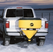 Fisher Low Profile Model 500 Tailgate Spreader