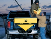 Fisher Low Profile Model 1000 Tailgate Spreader  | 4QTE.com