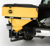 Fisher Low Profile Model 2500Tailgate Spreader  | 4QTE.com