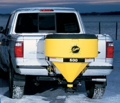 Fisher Low Profile Model 500 Tailgate Spreader  | 4QTE.com